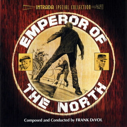 Emperor of the North/Caprice Soundtrack (Frank DeVol) - Carátula
