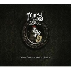 Mary and Max Soundtrack (Various Artists, Dale Cornelius) - Carátula