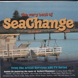 The Very Best of SeaChange Trilha sonora (Various Artists, Richard Pleasance) - capa de CD