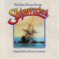 Shipwrecked Soundtrack (Patrick Doyle) - CD cover