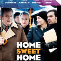 Home Sweet Home Soundtrack (François Staal) - CD cover