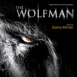 The Wolfman Soundtrack (Danny Elfman) - CD cover