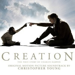 Creation Soundtrack (Christopher Young) - Carátula