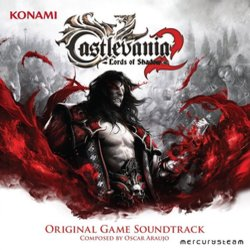 Castlevania: Lords of Shadow 2 Soundtrack (Oscar Araujo) - CD cover