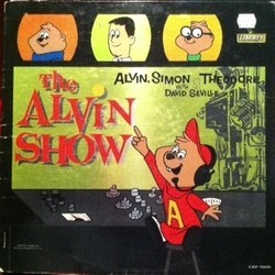 The Alvin Show Trilha sonora (Various Artists, Ross Bagdasarian) - capa de CD