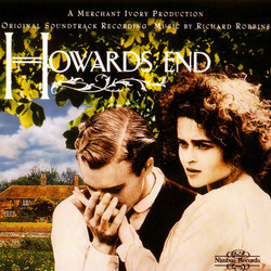 Howards End Soundtrack (Richard Robbins) - CD cover