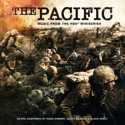 The Pacific Soundtrack (Blake Neely, Geoff Zanelli, Hans Zimmer) - CD cover