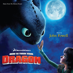 How to Train Your Dragon Bande Originale (John Powell) - Pochettes de CD