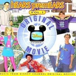hEARS premEARS Vol. I Soundtrack (Various Artists, Phil Marshall, David Michael Frank, Peter Manning Robinson) - Carátula