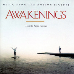 Awakenings Soundtrack (Randy Newman) - CD cover
