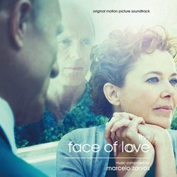 Face of Love Soundtrack (Marcelo Zarvos) - CD cover