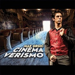 Cinema Verismo Soundtrack  (Various Artists) - CD cover