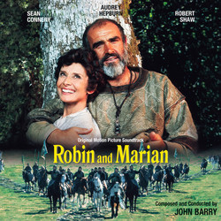Robin and Marian Soundtrack (John Barry) - CD cover