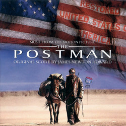 The Postman Soundtrack (James Newton Howard) - CD cover