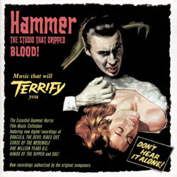Hammer, The Studio That Dripped Blood Soundtrack (Various Artists, James Bernard) - Car�tula