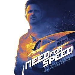 Need For Speed Soundtrack (Various Artists) - CD cover