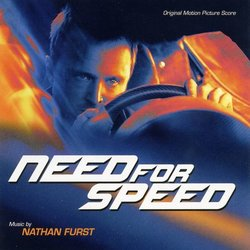 Need For Speed Soundtrack (Nathan Furst) - CD cover
