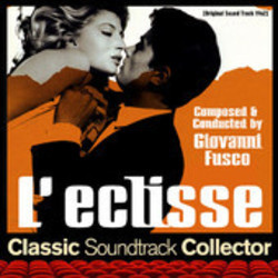 L' Eclisse Soundtrack (Giovanni Fusco) - CD cover