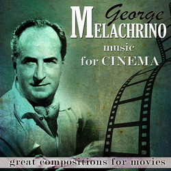 Compositions for Cinema Soundtrack (George Melachrino) - CD cover