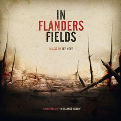 In Flanders Fields Soundtrack (Jef Neve) - CD cover
