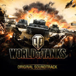 World of Tanks Soundtrack (Sergey Khmelevsky) - CD cover
