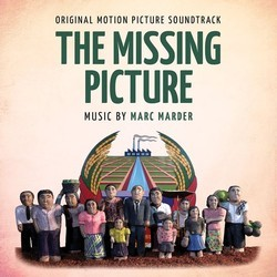 The Missing Picture Soundtrack (Marc Marder) - CD cover