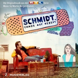 Schmidt Soundtrack (Martin Berger-Damm, Christian Hartung) - CD cover