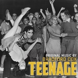 Teenage Soundtrack (Bradford Cox) - CD cover