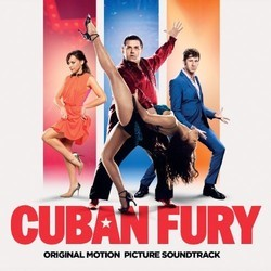 Cuban Fury Soundtrack (Various Artists) - CD cover