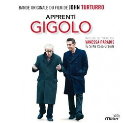Apprenti Gigolo Soundtrack (Various Artists) - CD cover