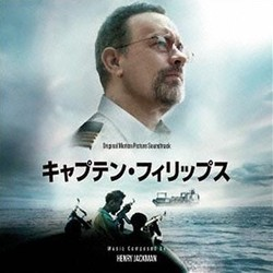 Captain Phillips Soundtrack  (Henry Jackman) - CD cover