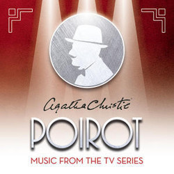 Poirot Soundtrack  (Various Artists) - CD cover