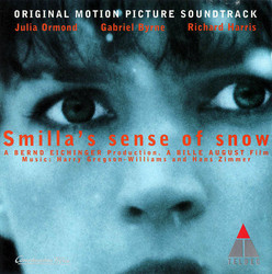 Smilla's Sense of Snow Soundtrack (Harry Gregson-Williams, Hans Zimmer) - CD cover