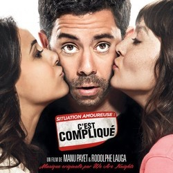 Situation amoureuse : c'est compliqu� Soundtrack (We Are Knights) - CD cover