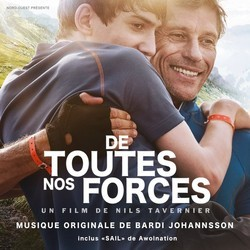 De Toutes nos forces Soundtrack (Bar�i J�hannsson) - CD cover