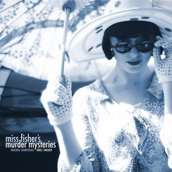 Miss Fisher's Murder Mysteries Soundtrack (Greg J Walker) - CD cover
