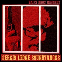 Sergio Leone Soundtracks Soundtrack (Ennio Morricone) - CD cover