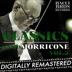 Classics: Ennio Morricone - Vol. 3 Soundtrack (Ennio Morricone) - CD cover