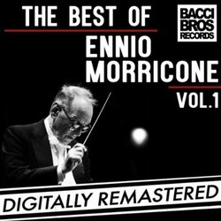 The Best of Ennio Morricone Vol. 1 Soundtrack (Ennio Morricone) - CD cover
