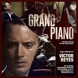 Grand Piano Soundtrack (V�ctor Reyes) - CD cover