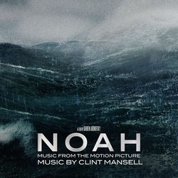 Noah Soundtrack (Clint Mansell) - CD cover