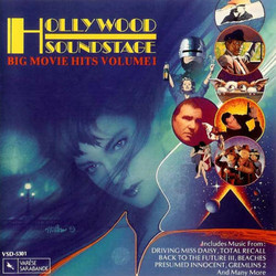 Hollywood Soundstage Soundtrack (Various Artists) - CD cover