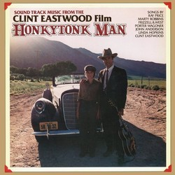 Honkytonk Man Soundtrack (Various Artists) - CD cover