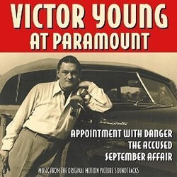 Victor Young at Paramount Soundtrack (Victor Young) - CD cover