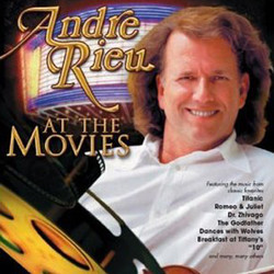 Andre Rieu at the Movies サウンドトラック (André Rieu) - CDカバー
