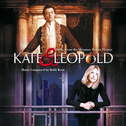 Kate & Leopold Soundtrack (Rolfe Kent) - CD-Cover