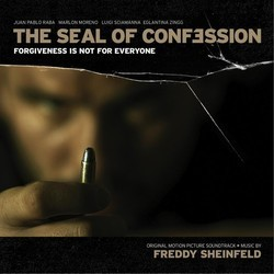 The Seal of Confession Soundtrack (Freddy Sheinfeld) - CD cover