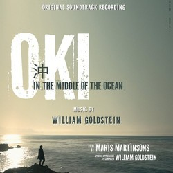 Oki in the Middle of the Ocean Soundtrack (William Goldstein) - CD cover