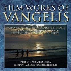 Film Works of Vangelis Soundtrack ( Vangelis) - CD cover