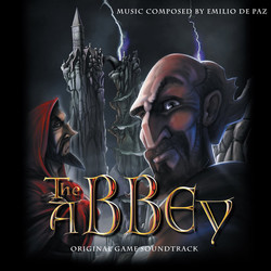 The Abbey Soundtrack (Emilio de Paz) - CD cover
